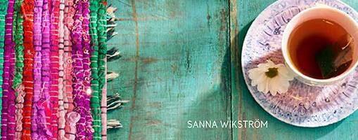 Sanna Wikström – Hyvän elämän reseptit