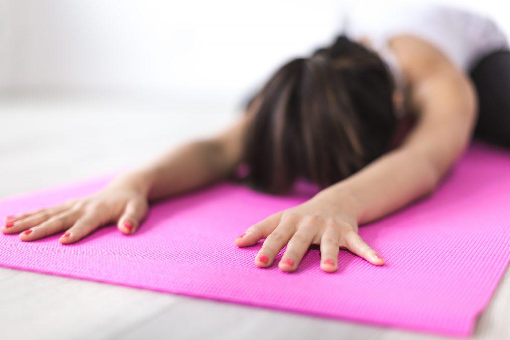 Jooga rauhoittaa mieltä ja kehoa