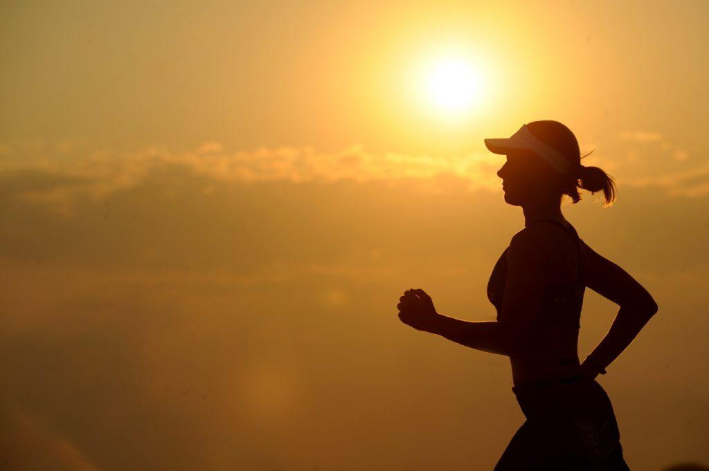 Juoksemista suorittamatta